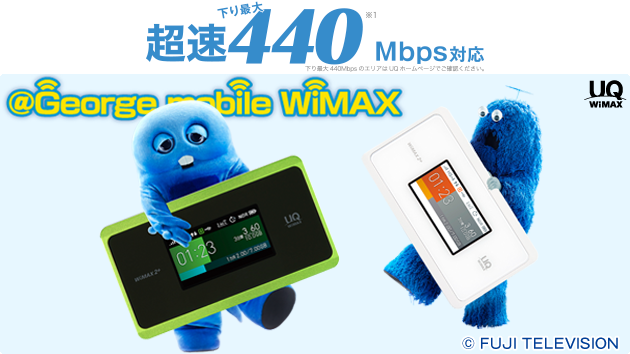 @George  mobile WiMAX